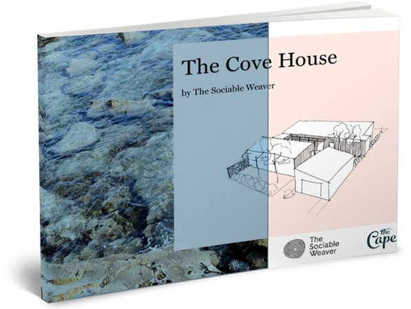 The Cove  the Sociable weaver house plan booklet